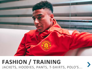 Check out the latest team Fashion and Training wear...