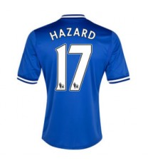 Chelsea Home Shirt 2013/14 - HAZARD 17