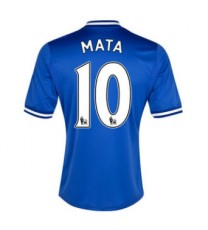 Chelsea Home Shirt 2013/14 - MATA 10