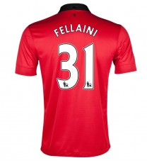 Manchester United Home Shirt 2013/14 - FELLAINI 31