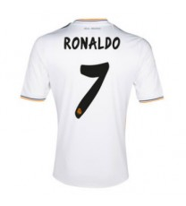 Real Madrid Home Shirt 2013/14 Ronaldo 7