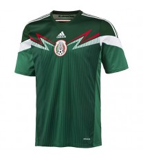 Adidas Mexico Home Jersey 2014