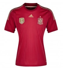 Adidas Spain Home Jersey 2014/15
