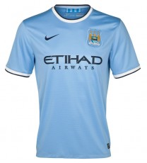Manchester City Home Jersey 2013/14