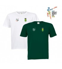 2015 ICC Proteas Cricket World Cup Tee Shirt