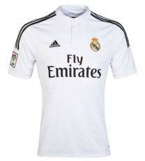 2014/15 Real Madrid Home Jersey