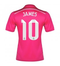 2014/15 Real Madrid Away Jersey James 10