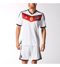 Germany Home World Cup Champions Jersey 2014/15