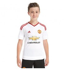 2015/16 Manchester United Away Youth Jersey