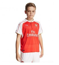 2015/16 Arsenal Home Boys Jersey