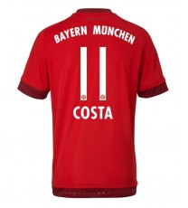 2015/16 Bayern Munich Home Jersey Costa 11