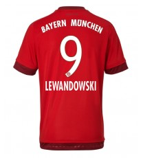 2015/16 Bayern Munich Home Jersey Lewandowski 9
