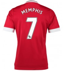Manchester United Home Shirt 2015/16 - Memphis 7