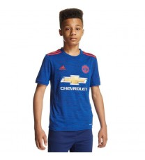 2016/2017 Manchester United Away Boys Jersey