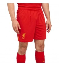 2016/2017 Liverpool Home Mens Shorts