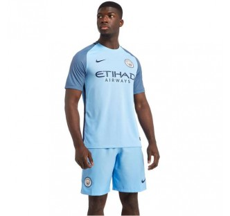Manchester City Home Jersey 2016/2017