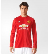 Manchester United Home L/S Shirt 2016-17