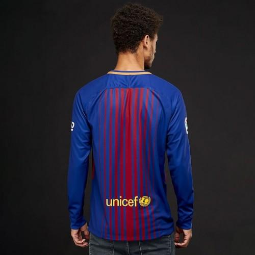 online retailer ecd72 24b4f fc barcelona long sleeve jersey on sale > OFF37% Discounts