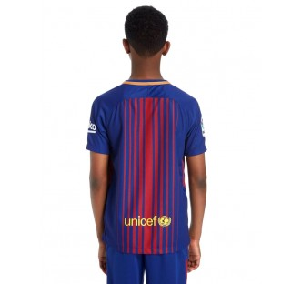 Nike Barcelona Junior Home Jersey 2017/2018