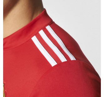 Manchester United Home Long Sleeve Shirt 2017-18
