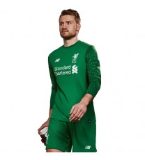 Liverpool Home Goalkeeper Jersey 2017-18