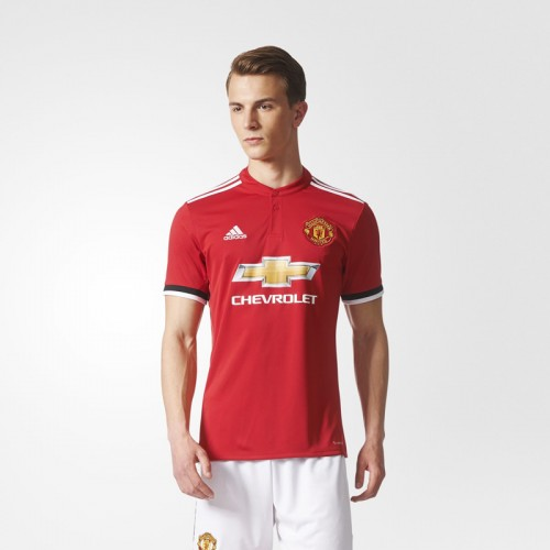 550dcaa7 Manchester United Home Shirt 2017-18