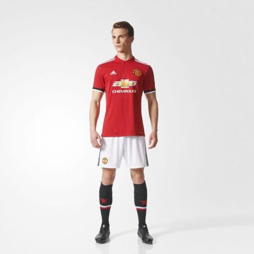 801cdeadd41 Manchester United Home Shirt 2017-18