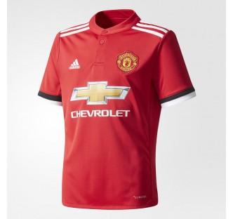 Manchester United Home Kids 2017-18