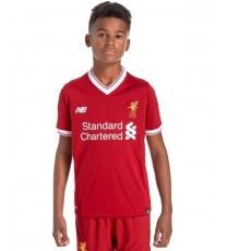 Liverpool KIDS Home Jersey 2017-18