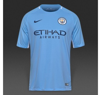 Manchester City Home Jersey 2017/2018
