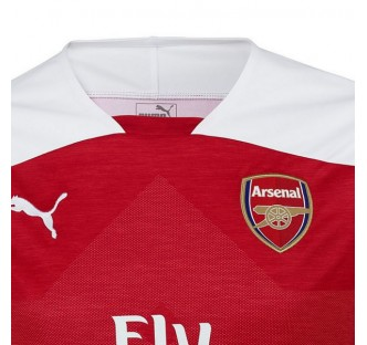 Arsenal FC Home Shirt 18/19 - Long Sleeve