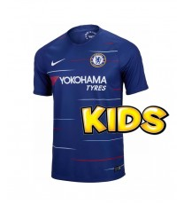 Chelsea Home Shirt 2018-19 - KIDS