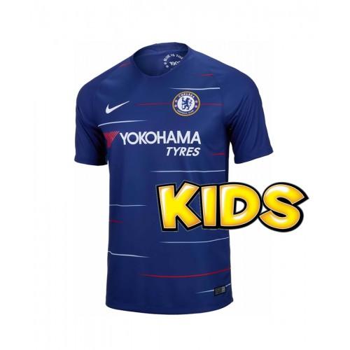 49952d15d Chelsea Home Shirt 2018-19 - KIDS
