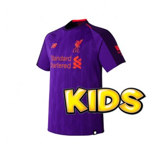 Liverpool Away Jersey 2018-19 - (KIDS)
