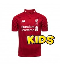 Liverpool Home Jersey 2018-19 - (KIDS)