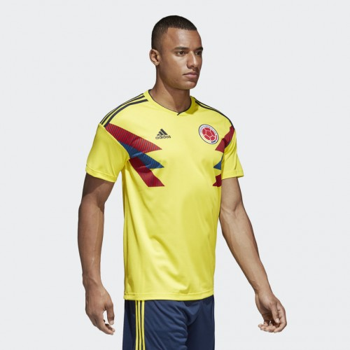 47518a554 Colombia Home Jersey 2018