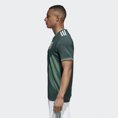 a5d159c2afd Mexico Home Jersey 2018