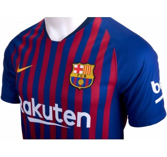 Barcelona FC Home Jersey 18/19