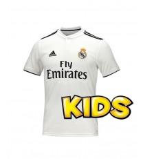 Real Madrid Home Shirt 18 19 - (KIDS) a52b22af1