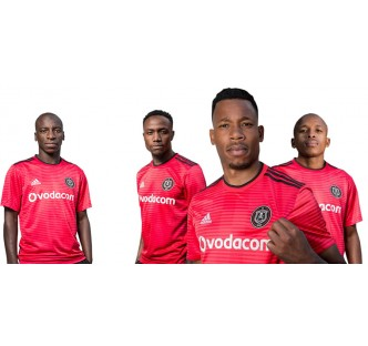 Orlando Pirates Away Jersey 18/19