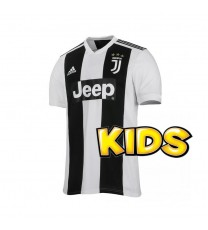 Juventus Home Shirt 18/19 - KIDS