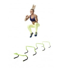 Adjustable Agility Hurdles (3 pack)