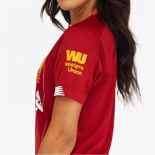 wholesale dealer 5b8eb 4182f Liverpool Home 19/20 - Ladies