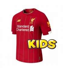 Liverpool Home 19/20 - KIDS