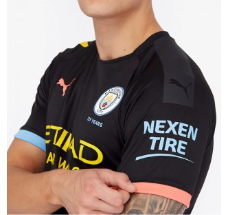 Manchester City Away 19/20 - 125 years