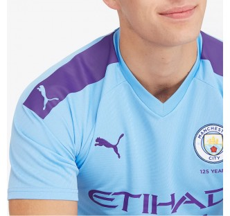 Manchester City Home 19/20 - 125 years