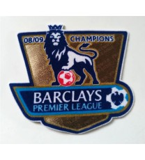 Premier League Champions Badges 08/09 (x2)