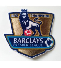 Premier League Champions Badges 11/12 (x2)