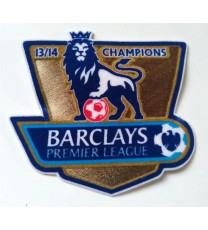 Premier League Champions Badges 13/14 (x2)