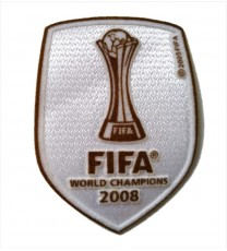 FIFA Club World Champions 2008 Badge